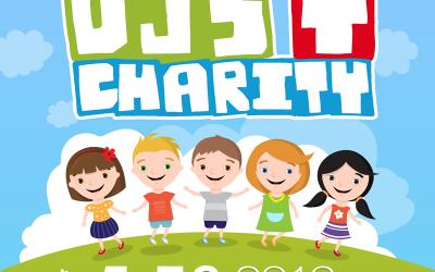 DJs 4 Charity 2016 – DJs zahrají pro dobrou věc už popáté!