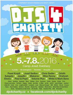 DJs 4 Charity 2016